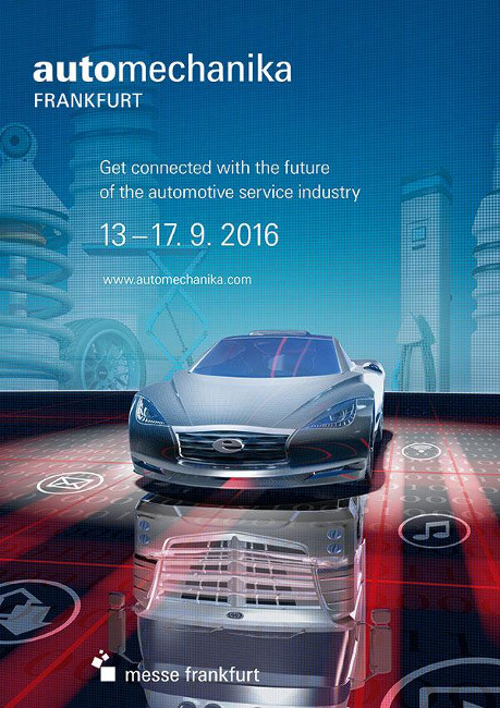 Automechanika frankfurt 2016 wenchi news and events for Messe frankfurt marz 2016