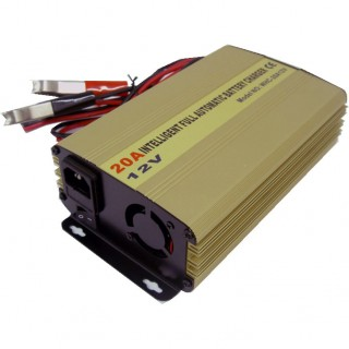 24V / 10A BATTERY CHARGER