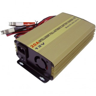 12V / 20A BATTERY CHARGER