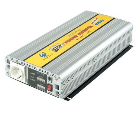 1700W MODIFIED SINE WAVE POWER INVERTER